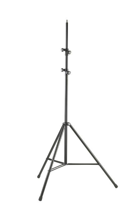 Afbeelding van K&M 20811 hoog microfoonstatief voor bv kooropnamen