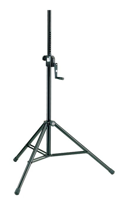 Afbeelding van K&M 213 luidsprekerstatief met wind-up tot 2,18m en 50kg