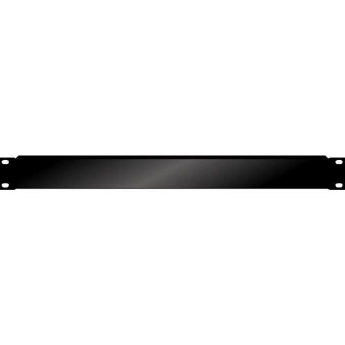 Afbeelding van PAS Blindplaat 19 inch 1HE met omgeknikte rand voor extra stevigheid