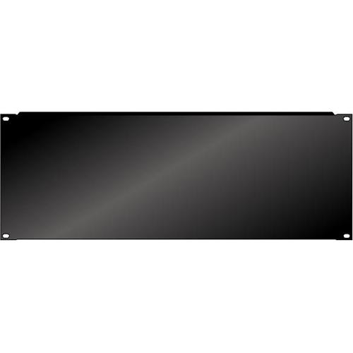 Afbeelding van PAS Blindplaat 19 inch 4HE met omgeknikte rand voor extra stevigheid