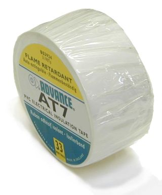 Afbeelding van Advance AT7 Balletvloertape 38mm x 33m wit