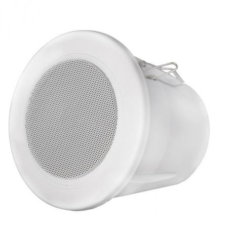 Afbeelding van Audac AWP06 W Plafond luidspreker - wit - 100V - 6 Watt
