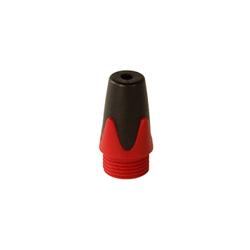 Afbeelding van Neutrik BPX 2 Jack tule kleur rood