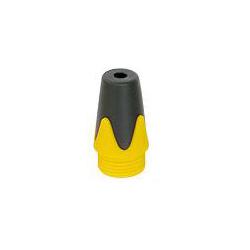 Afbeelding van Neutrik BPX 4 Jack tule kleur geel