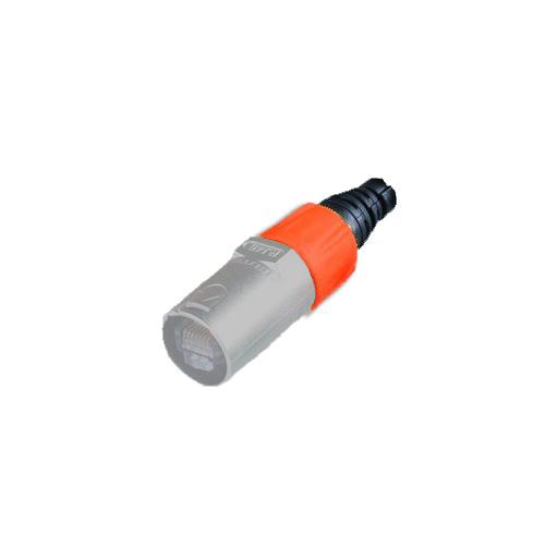 Afbeelding van Neutrik BSE 2 kleurring voor Neutrik etherCON kabeldeel rood