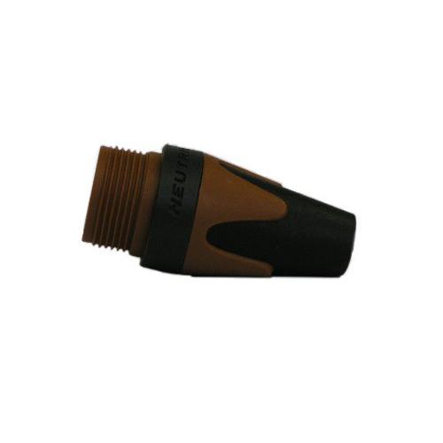 Afbeelding van Neutrik BXX 1 kleurtule voor Neutrik XLR-plug bruin