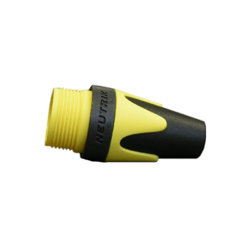 Afbeelding van Neutrik BXX 4 kleurtule voor Neutrik XLR-plug geel