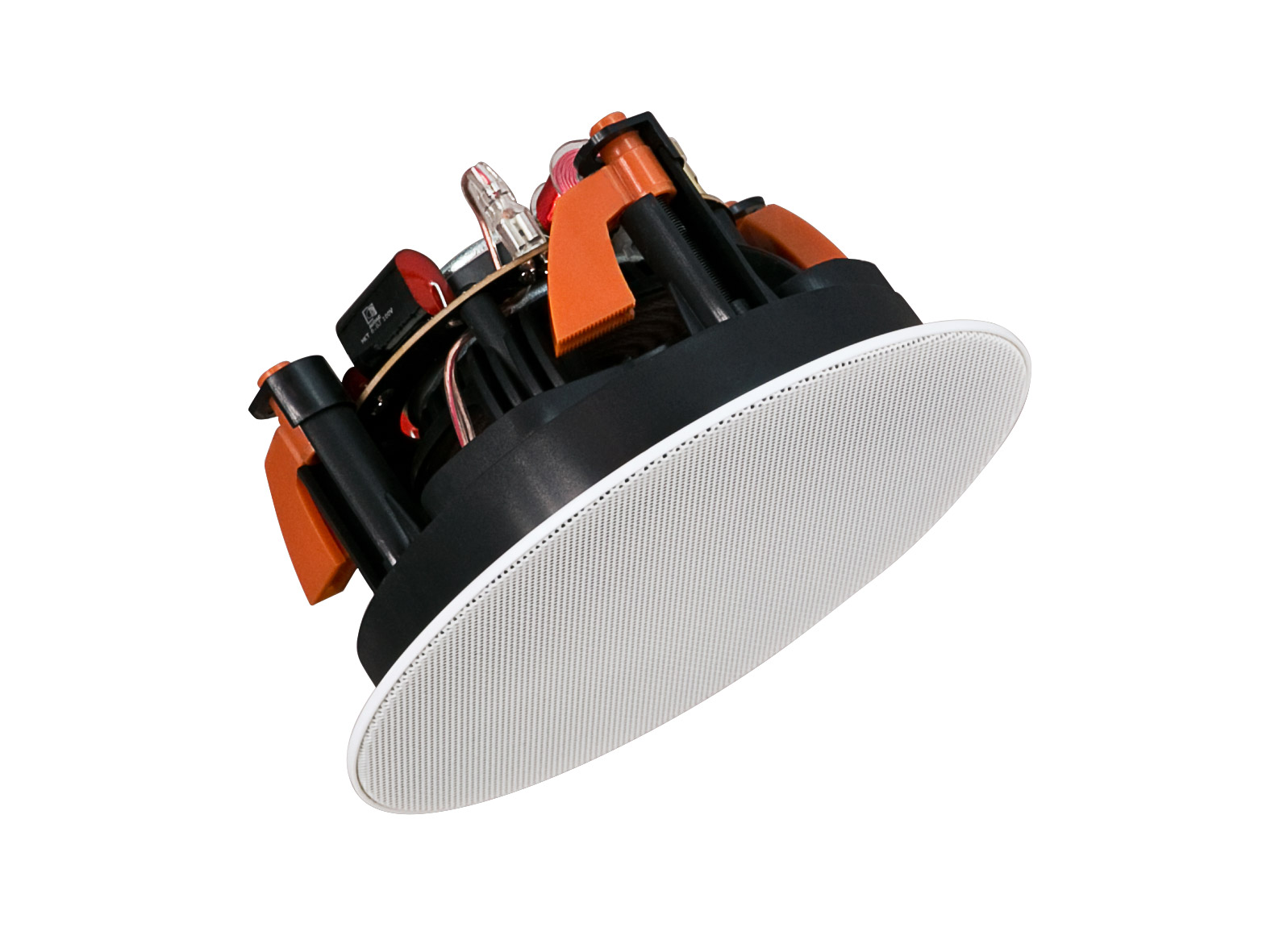 Afbeelding van Audac Celo 5 Plafond luidspreker - wit - 8 ohm - 50 Watt