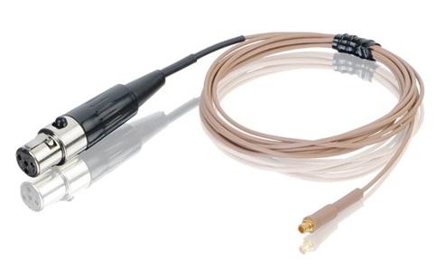 Afbeelding van Countryman Vervangende kabel voor E6 beige met 4-polige Shure connector