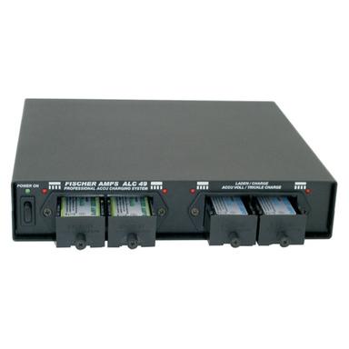 Afbeelding van Fischer Amps ALC 49 batterijlader voor 4x 9V accu (excl.)