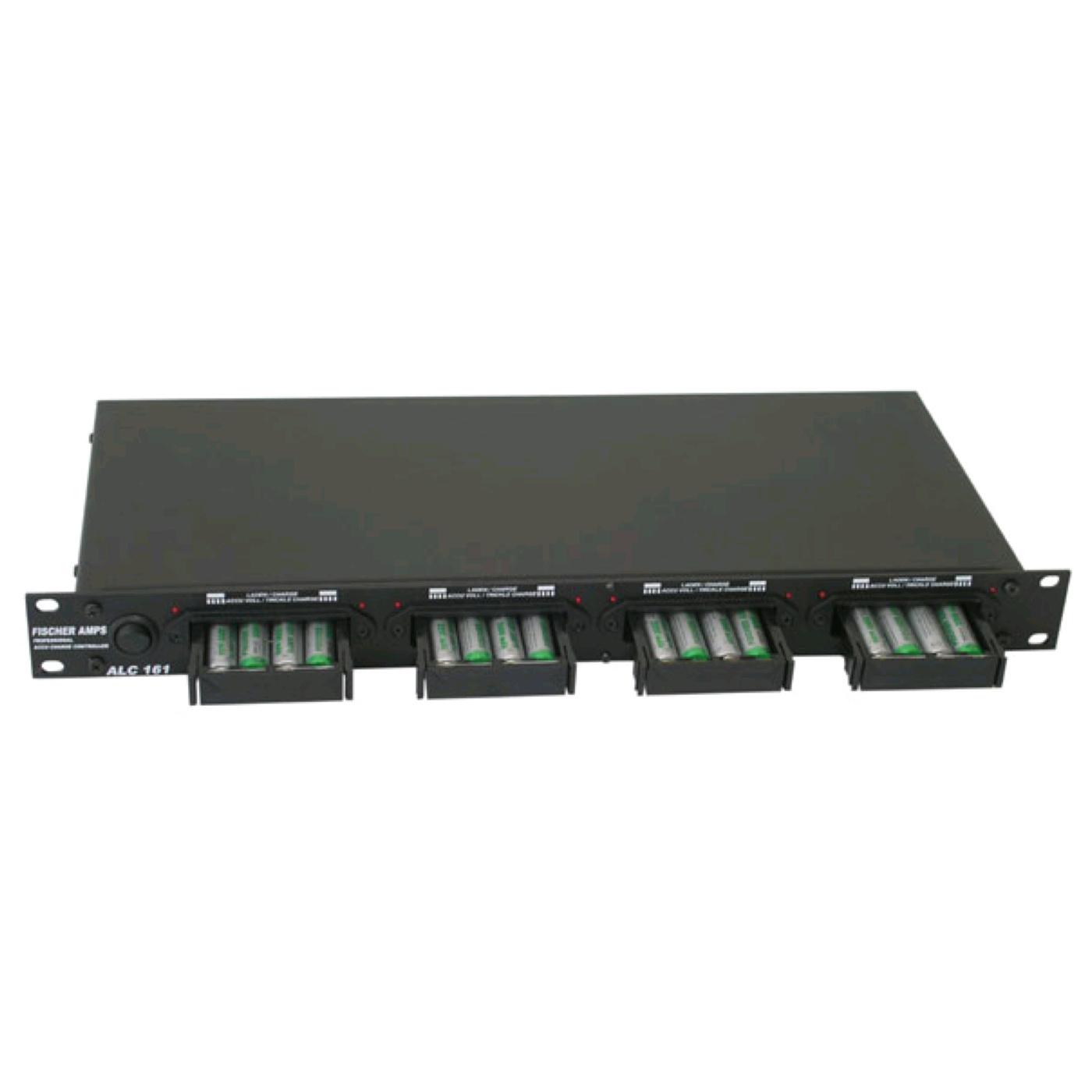 Afbeelding van Fischer Amps ALC 161 batterijlader voor 16x AA accu (incl.)
