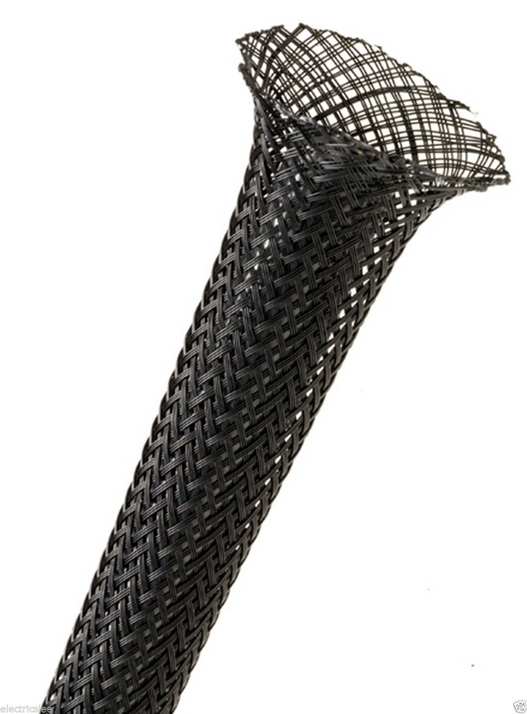 Afbeelding van Techflex Flexo Pet sleeving 6,4 mm zwart