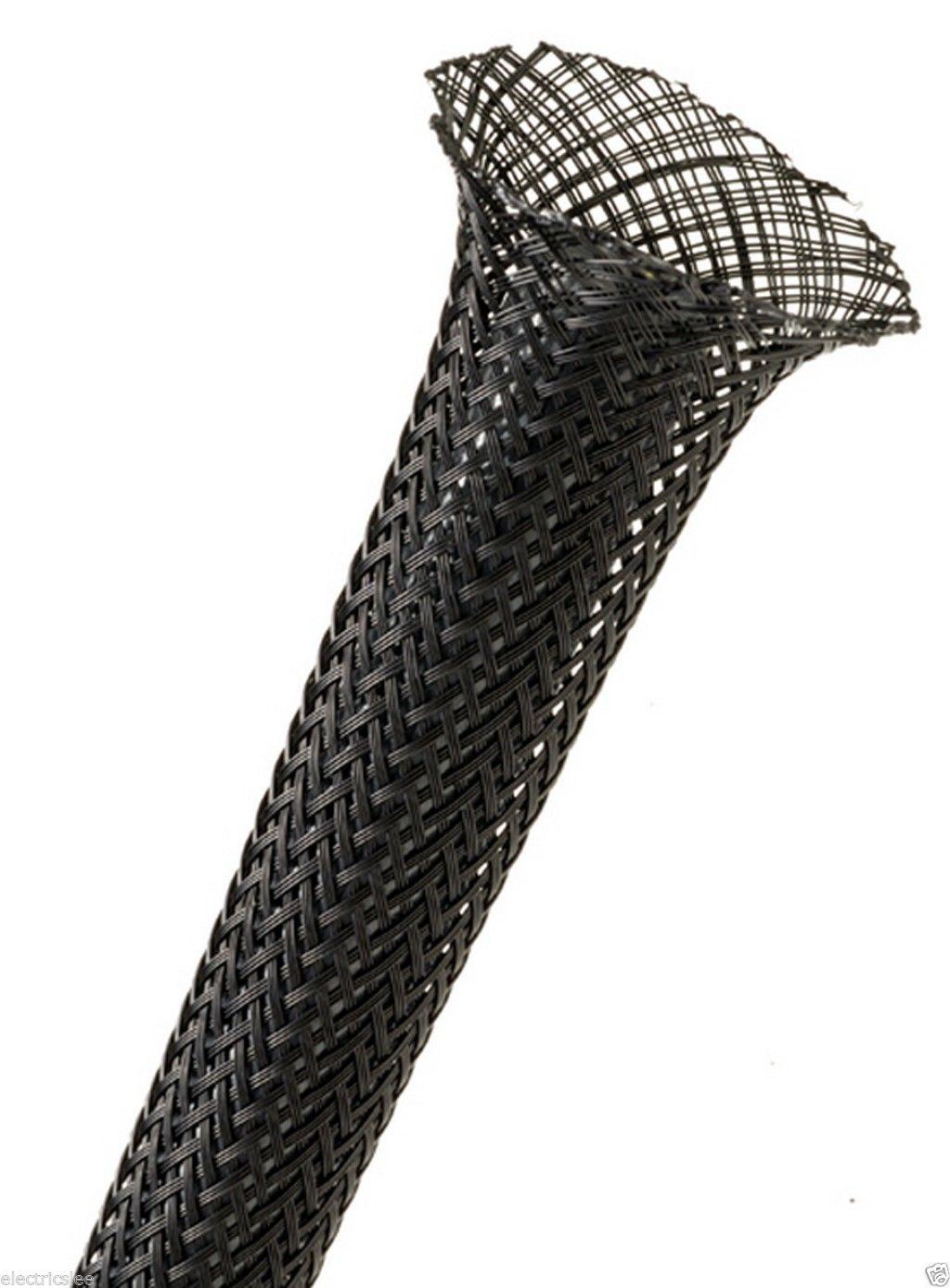 Afbeelding van Techflex Flexo Pet sleeving 3,2 mm zwart