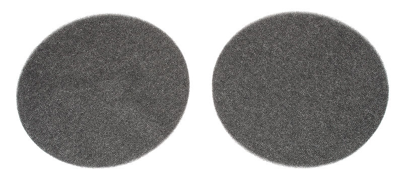 Afbeelding van Sennheiser Foam Disc (2 stuks) voor HD-425/430/540/222/230 hoofdtelefoon
