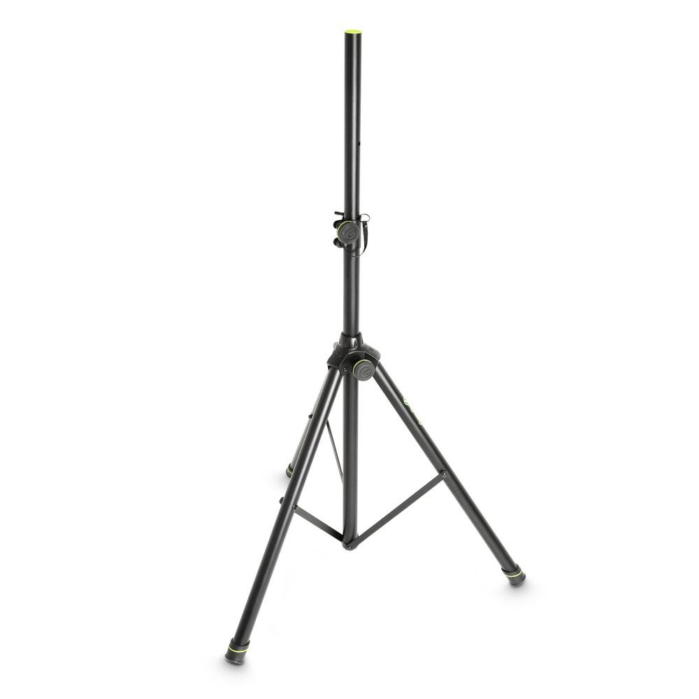Afbeelding van Gravity SP-5211-B lichtgewicht aluminium luidsprekerstatief tot 50kg en 192cm