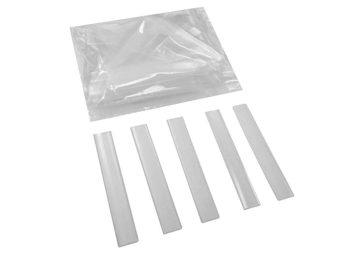 Afbeelding van PAS Transparante Krimpkous 9,5-5,0mm lengte 10cm, 50 stuks