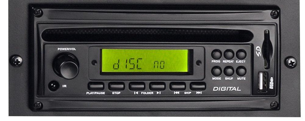 Afbeelding van LD Systems CD/MP3-speler voor Roadman en Roadboy