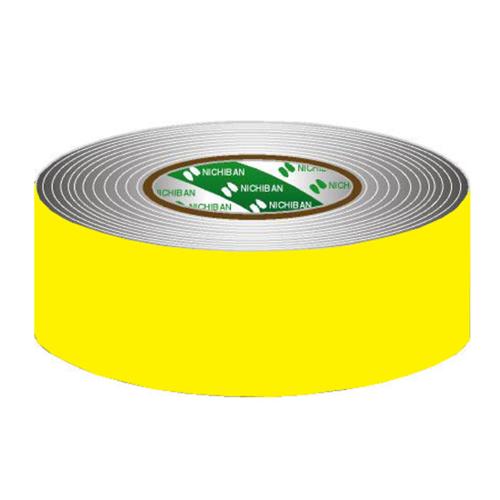 Afbeelding van Nichiban Gaffa Tape 50mm geel 50m, per rol