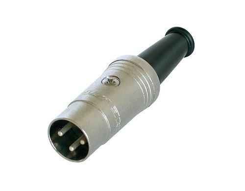 Afbeelding van Neutrik NYS 321 DIN kabeldeel 3-polig