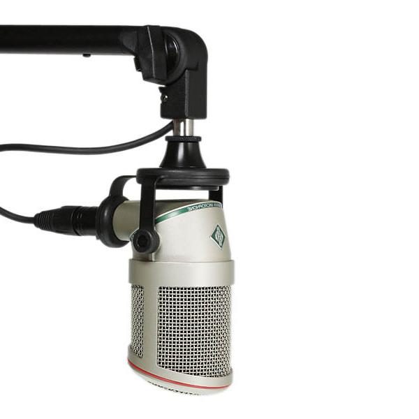 Afbeelding van Neumann BCM 705 broadcast microfoon dynamisch voor voice-over