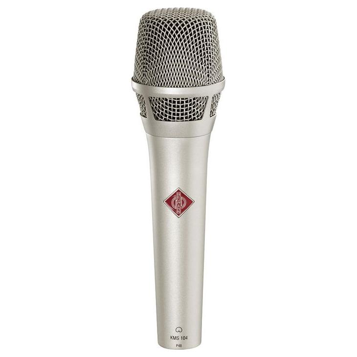 Afbeelding van Neumann KMS 104 condensatormicrofoon voor zang en spraak, nier