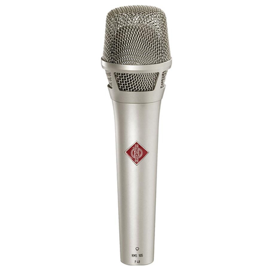 Afbeelding van Neumann KMS 105 condensator microfoon voor zang en spraak, supernier