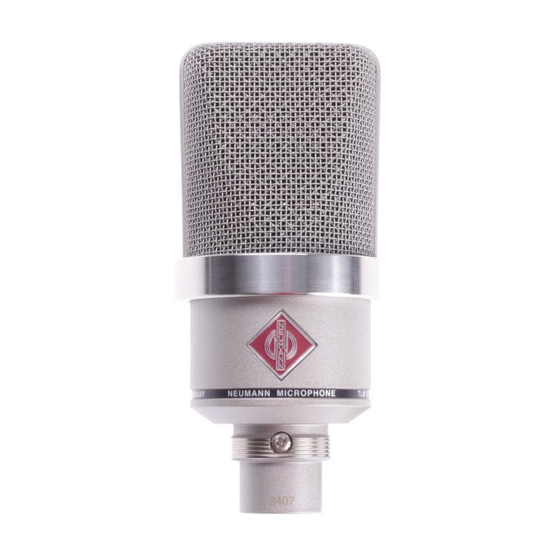Afbeelding van Neumann TLM 102 veelzijdige condensator microfoon voor homestudio