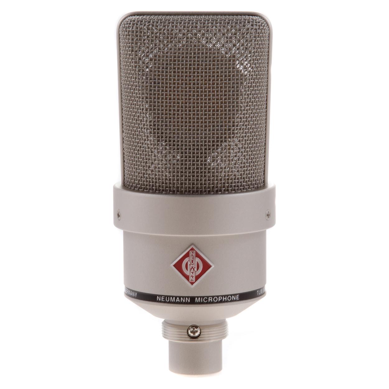 Afbeelding van Neumann TLM 103 grootmembraan studiomicrofoon, nikkel