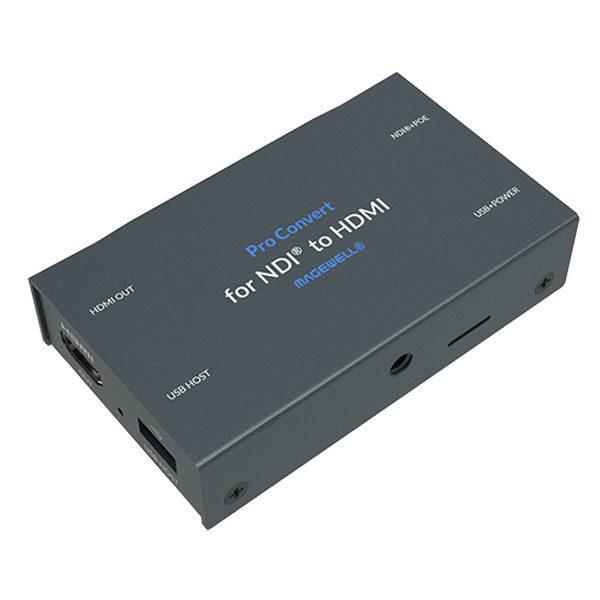 Afbeelding van Magewell Pro Convert NDI to HDMI decoder