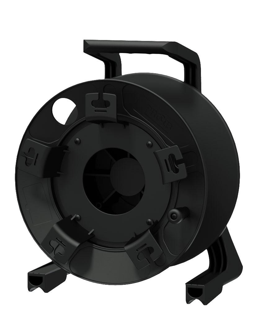 Afbeelding van Procab CDM 310 Lege Kabelhaspel voor audio en video kabel