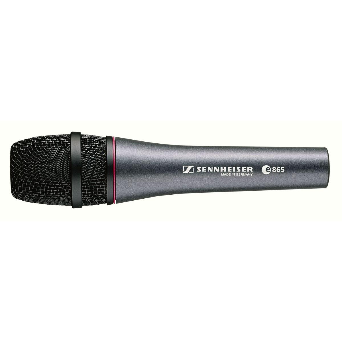 Afbeelding van Sennheiser E 865 zangmicrofoon condensator