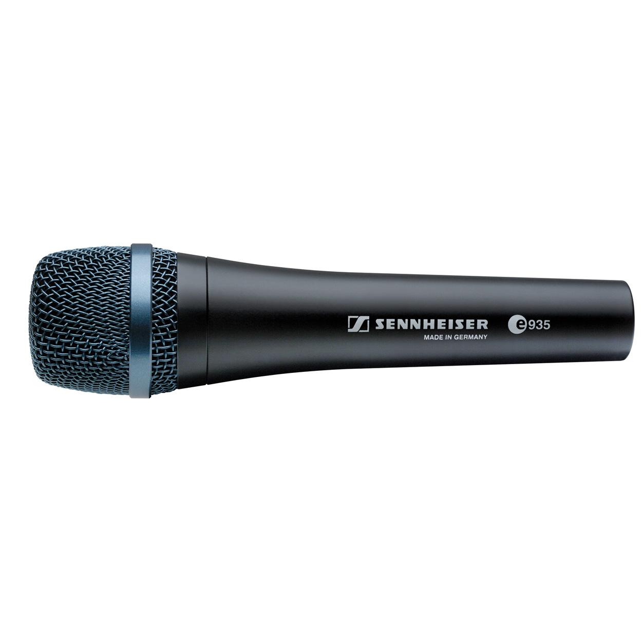 Afbeelding van Sennheiser E 935 zangmicrofoon dynamisch met nier karakteristiek