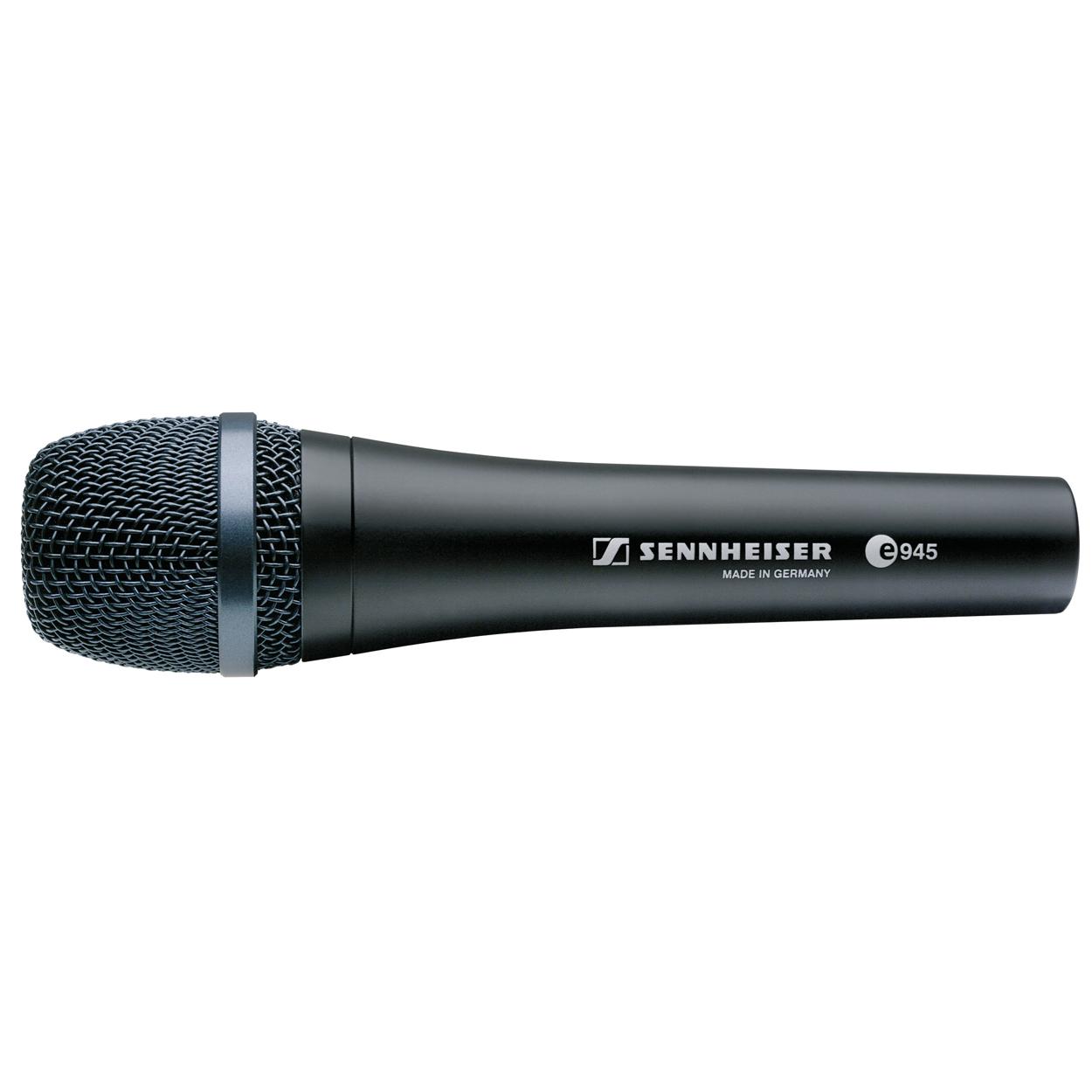Afbeelding van Sennheiser E 945 zangmicrofoon dynamisch met supernier karakteristiek
