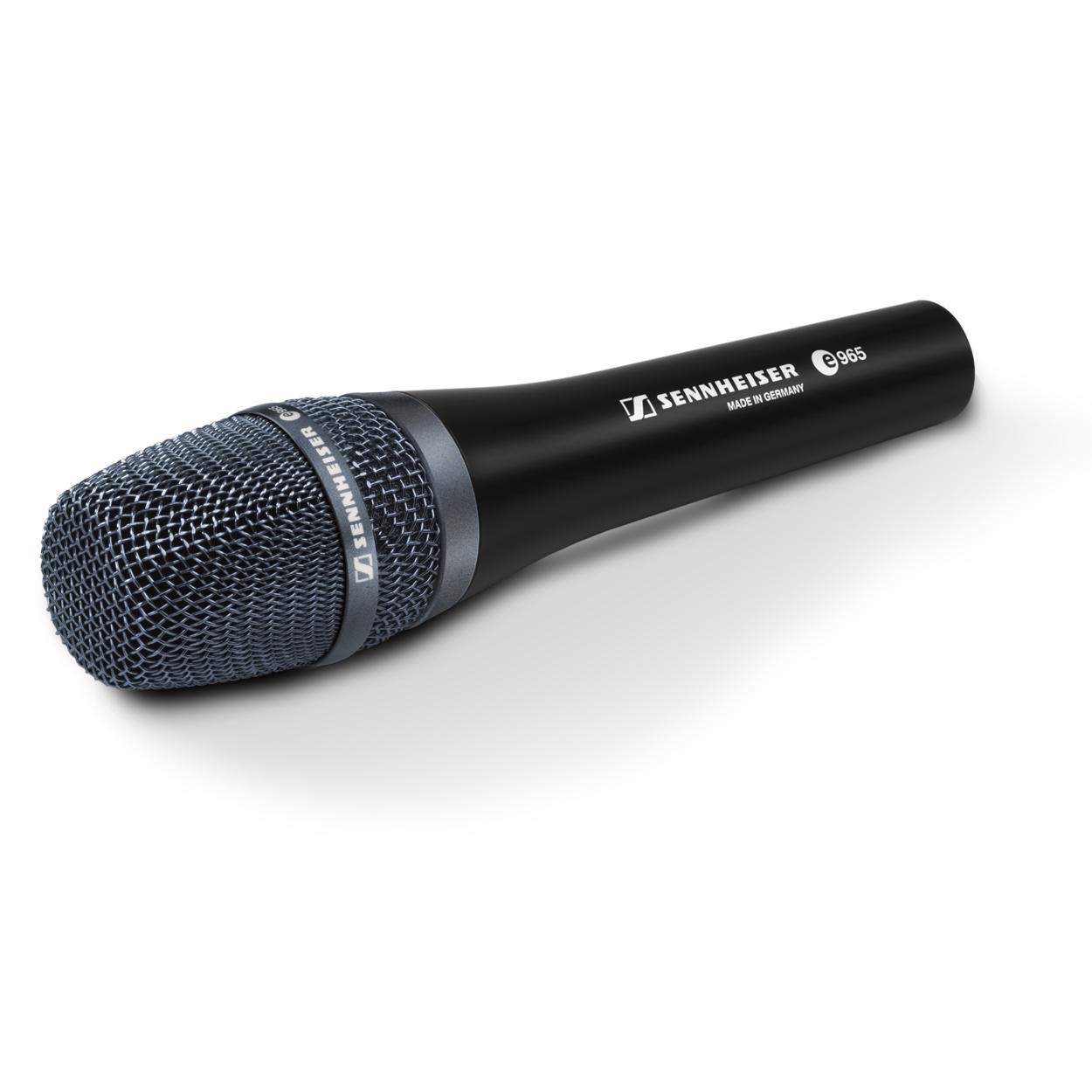Afbeelding van Sennheiser E 965 zangmicrofoon condensator