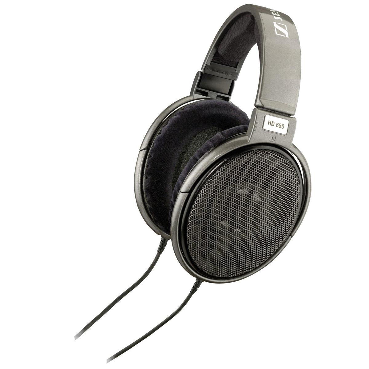 Afbeelding van Sennheiser HD 650 high end hoofdtelefoon voor de muziekliefhebber