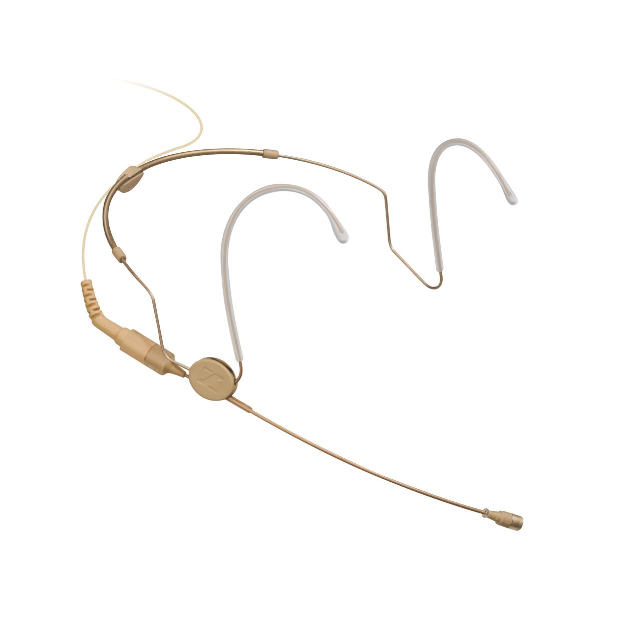 Afbeelding van Sennheiser HSP 2-3 beige LEMO Headsetmicrofoon met LEMO-3 plug