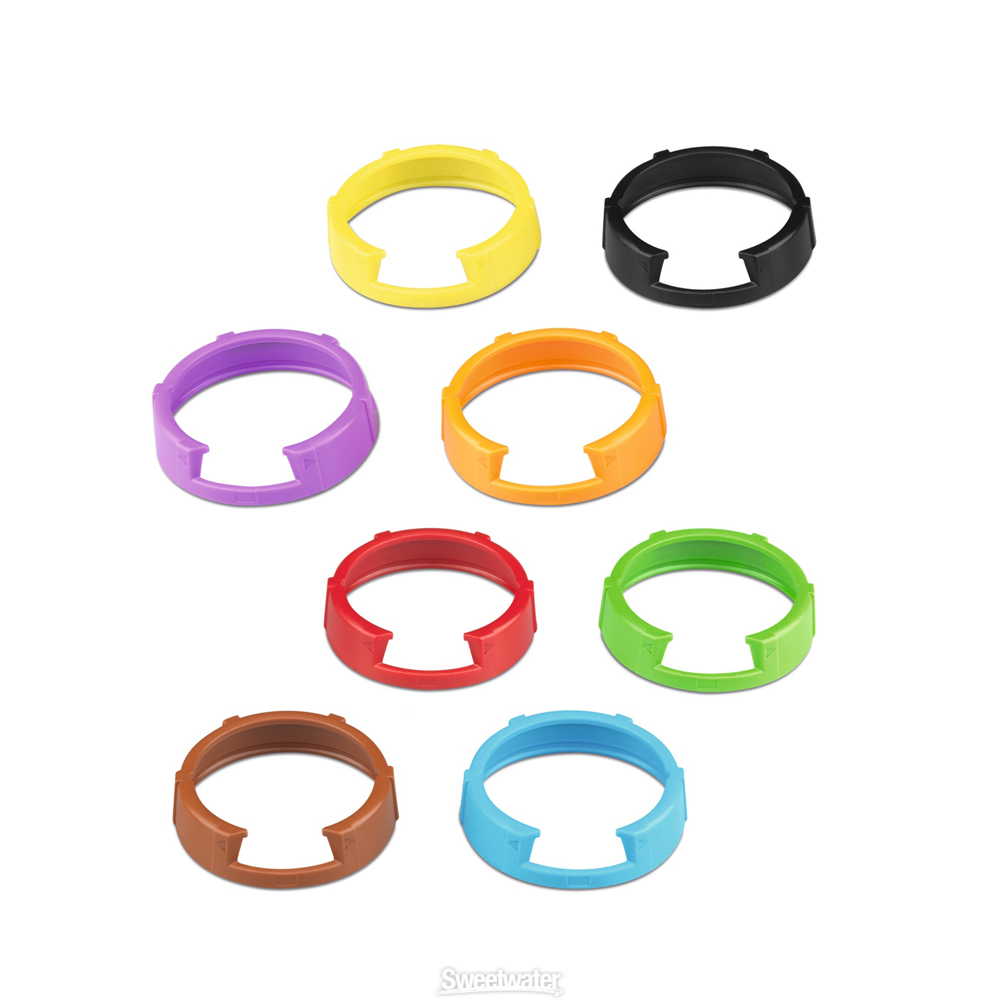 Afbeelding van Sennheiser KEN 2 set Kleurringen voor EW-100 draadloze microfoon