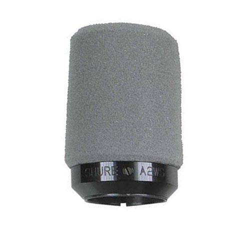 Afbeelding van Shure A2WS G windscreen voor SM 57 microfoon, kleur grijs