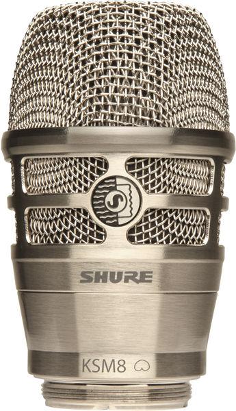 Afbeelding van Shure RPW 170 KSM8 nikkel losse capsule voor QLX, ULX en UHF-R