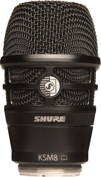Afbeelding van Shure RPW 174 KSM8 zwart losse capsule voor QLX, ULX en UHF-R