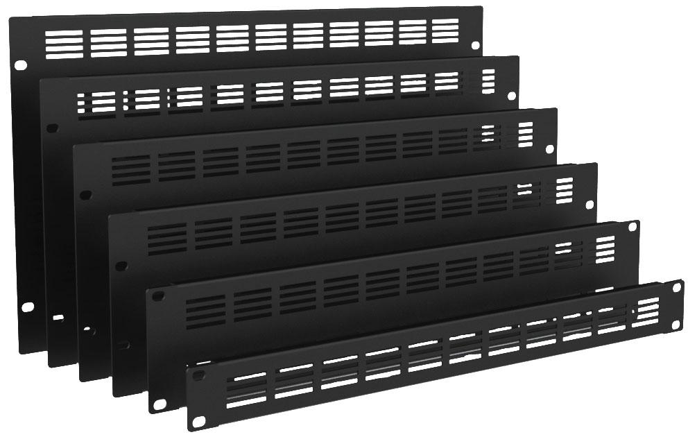 Afbeelding van PAS 1HE ventilatiepaneel met gleuven