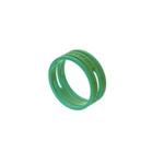 XXR 5 kleurring voor Neutrik XLR groen