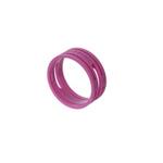 XXR 7 kleurring voor Neutrik XLR violet
