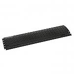 Defender Nano kabelbrug zwart 100cm