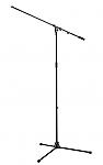 21021 extra hoog en lang microfoonstatief voor b.v. overhead en koormics