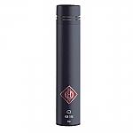 KM 184 mt condensator microfoon zwart, nier karakteristiek