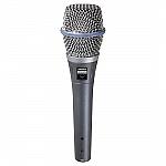 BETA 87A zangmicrofoon condensator