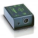 PAN 02 actieve di box 1-kanaals