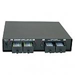 ALC 49 batterijlader voor 4x 9V accu (excl.)