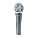 BETA 58A zangmicrofoon dynamisch